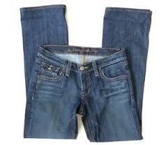 womens jeans size 29 dark um wash