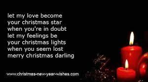 christmas boyfriend poems for unique messages girlfriend