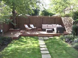 rectangular garden layout ideas