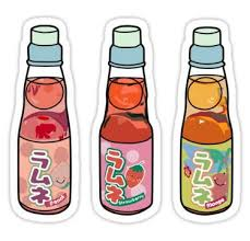 Marble Soda Pack Sticker By Dai Y S0ck In 2020 Kawaii Stickers Anime Stickers Aesthetic Stickers