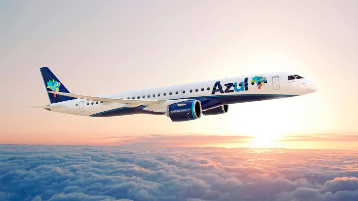 """Resultado de imagen para Azul Embraer E195-E2"""""""