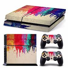 Ps4 Sticker Skin For Console 2 Controllers Offer Games