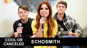 echosmith tour setlist cool or
