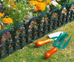 metal edging ideas garden landscape