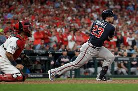 Adam Duvall, Braves rally in 9th to beat Cardinals, take 2-1 lead in NLDS –  The Denver Post