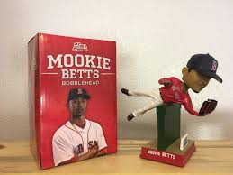 Mookie betts diving catch bobblehead ...