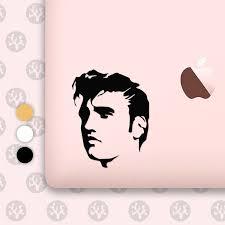 Elvis Elvis Decal Elvis Sticker Elvis Presley Elvis Presley Decal Elvis Lives Decal Music Decal Elvis Car Decal Elvis Viny Etsy Handmade Gifts Handmade