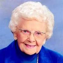 Myrtle Josephine Johnson Obituary - Visitation & Funeral Information