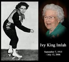 Derby Memoirs: A Tribute To Roller Derby History - Ivy King