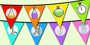 World Science Day Bunting (teacher made)