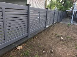 Private Semi Private Olympic Fence