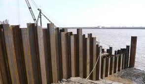 Steel Sheet Pile Wall Design Requirements Which Shunli Steel Group