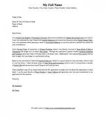 investment banking ib cover letter word