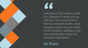 quotes that celebrate teamwork hard work and collaboration