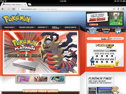 Pokémon website, what are you doing. That game isn't X or Y. : pokemon