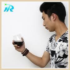 china stemless plastic wine glasses
