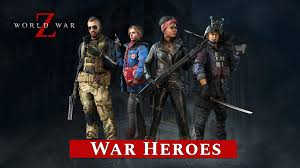 world war z free to keep on epic games