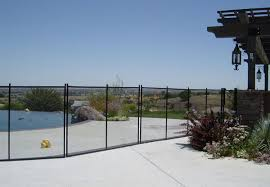 Child Safe Removable Pool Fence In Fresno Ca Guardian Pool Fence Systems Ca Central Valley