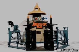Jurassic World T Rex Lockdown Jurassic Toys