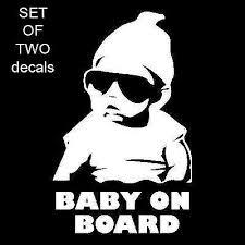 Twins On Board Car Van Vinyl Decal Sticker For Sale Online Ebay