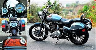 royal enfield bullet electra starlet by