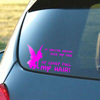 Powered By Bitch Dust Vinyl Decal Great For Car Or Laptop Disney Funny Tink Ebay