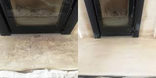 stone fireplace cleaning and maintenance