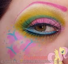 fluttershy makeup tutorial