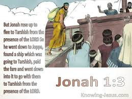 What Does Jonah 1:3 Mean?