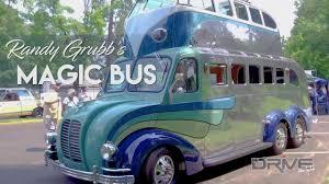 Randy Grubb's Magic Bus - News