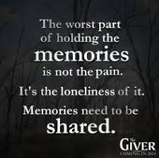 the giver memory quotes quotesgram