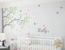 Tree Wall Decals Wall Decor Nursery Wall Mural Children Room Stickers Kr076 Ebay