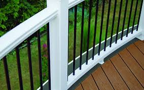 Trex Post Components Outdoor Stairs Railing For Any Patio Trex