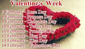 valentinesweek valentinesweek valentinesweekdays loversweek