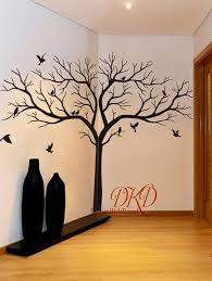 Tree Wall Decal Wall Sticker Tree Home Decor Giant Tree Wall Etsy Tree Wall Tree Wall Painting Nursery Wall Stickers