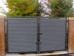 Photo Gallery Ametco Manufacturing House Gate Design Backyard Gates Door Gate Design