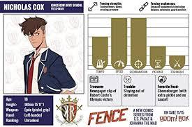 Fence Vol 1 By C S Pacat