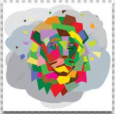 Tigre Leon Guepardo Paper Art Arte Tigre Cheetah Png Y Vector