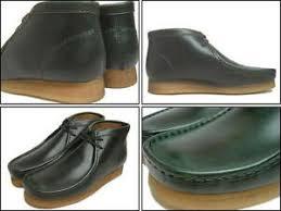 clarks originals mens wallabees boot