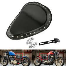 seat bracket kits pu leather for harley