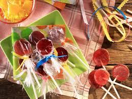 homemade pomegranate lime lollipops