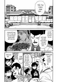 Tập 197: VĨNH BIỆT - Conan - Thám tử lừng danh Conan