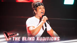 Blind Auditions: Denzel sings 'Akuma ...