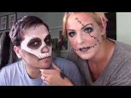 voodoo witch doctor makeup tutorial