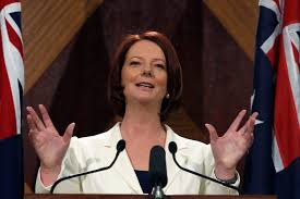 Prime Minister Julia Gillard Lashes Out ...