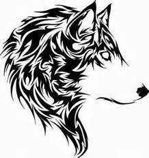 Wolf Tribal Vinyl Window Car Vehicle Sticker Decal Etsy
