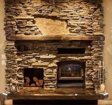natural stone veneer fireplace archives