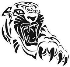 Tiger Car Stickers Decals Tiger Bumper Stickers
