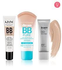 best bb creams for oily and acne e skin