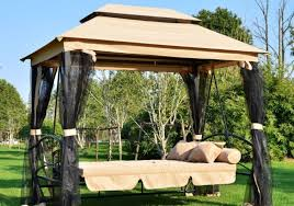 taking care of your mesh gazebo canopy